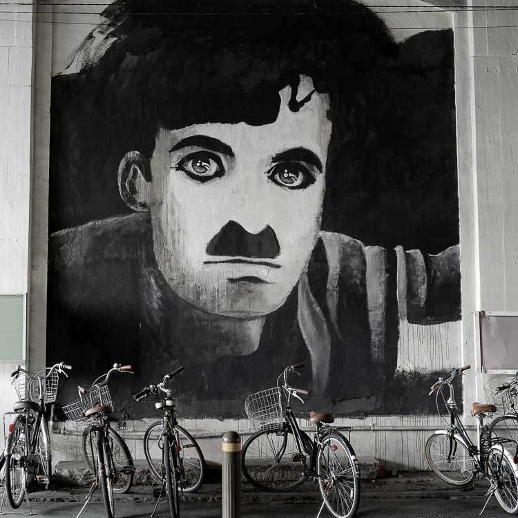 Japan street art