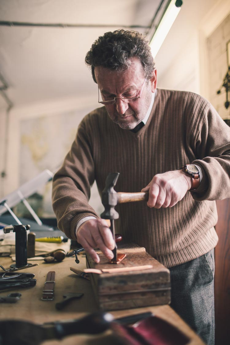 Christopher Clarke - Master Strapmaker