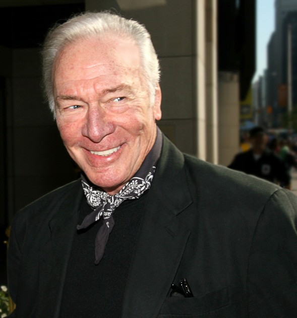 Christopher Plummer - Oldest Oscar Winner