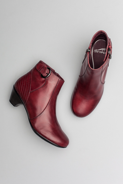 Frances boots by Dansko