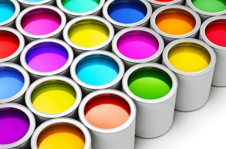 Summer colour palettes