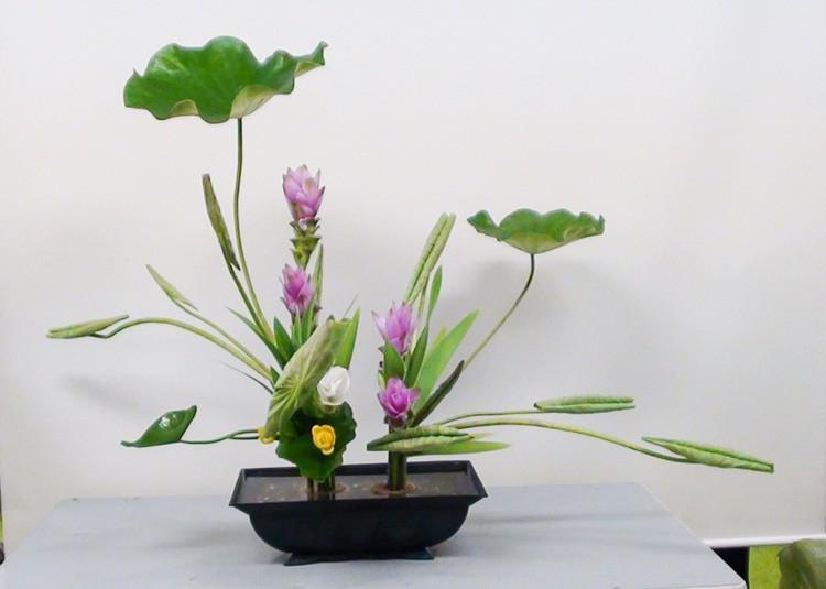 Japanese Ikebana Zen The Art Of Flower Arranging Zayah World