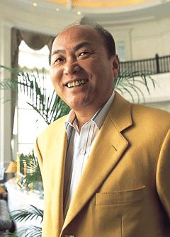 Ikenobo Headmaster