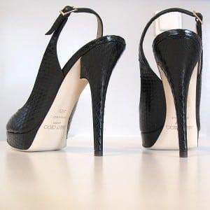 Jimmy Choo shoes - coveted