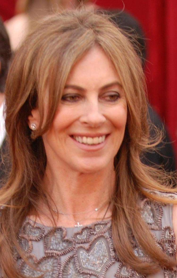 Multi-talented Kathryn Bigelow