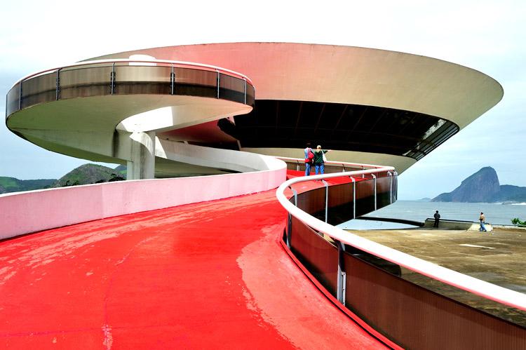 Niteroi Museum Rio