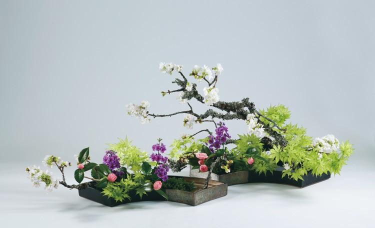 Japanese Ikebana - Ohara School