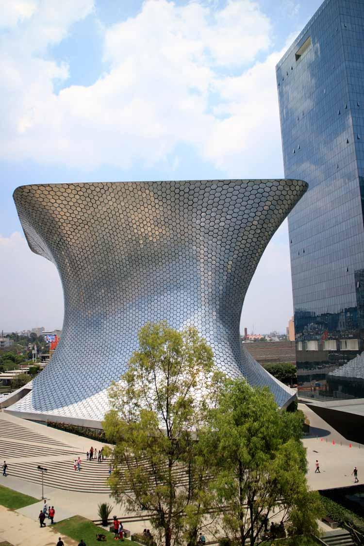 Soumaya Museum Mexico