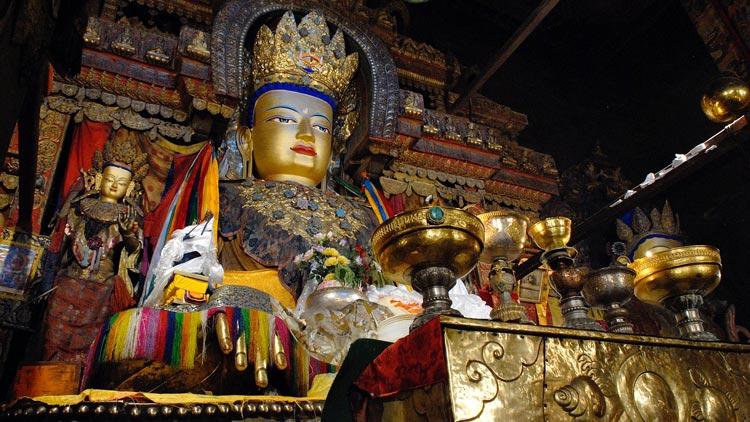 Tibetan Mandala Buddhist Origins