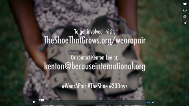 Wear a Pair Campaign