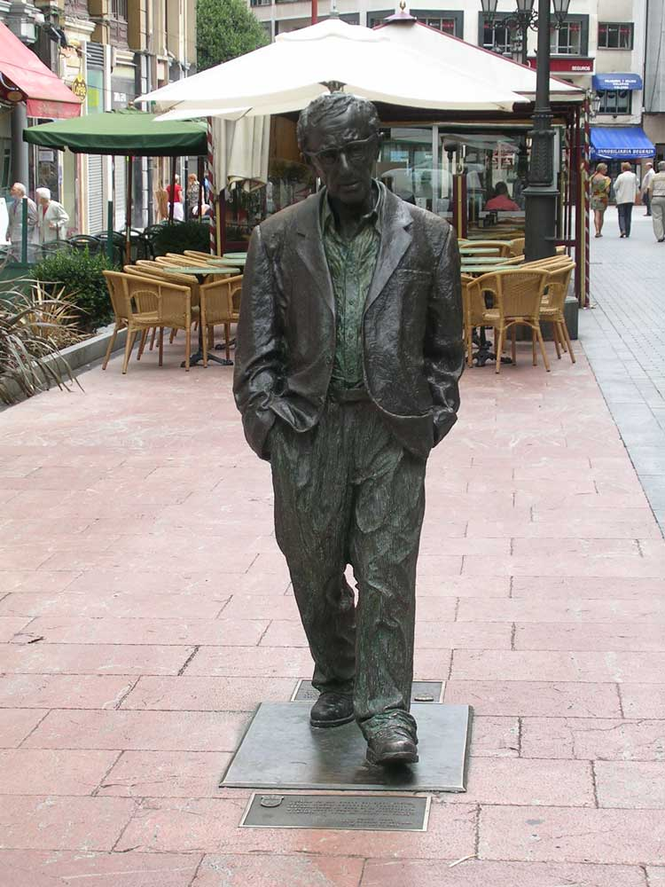 Woody Allen honoured in Spain