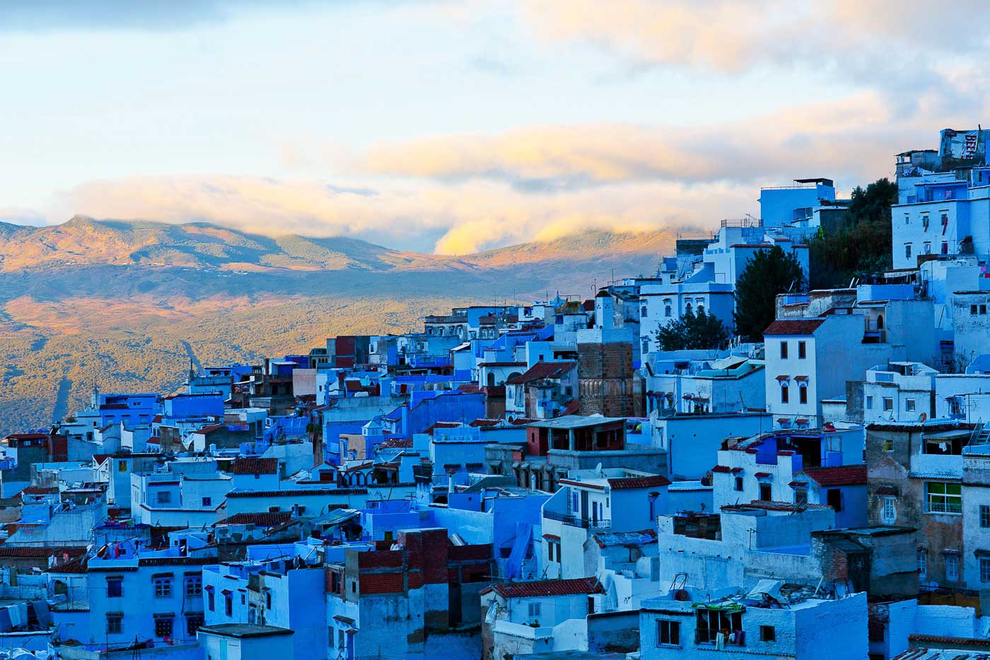 Colourful Cities by Zayah World - Chefchaouen, Morocco