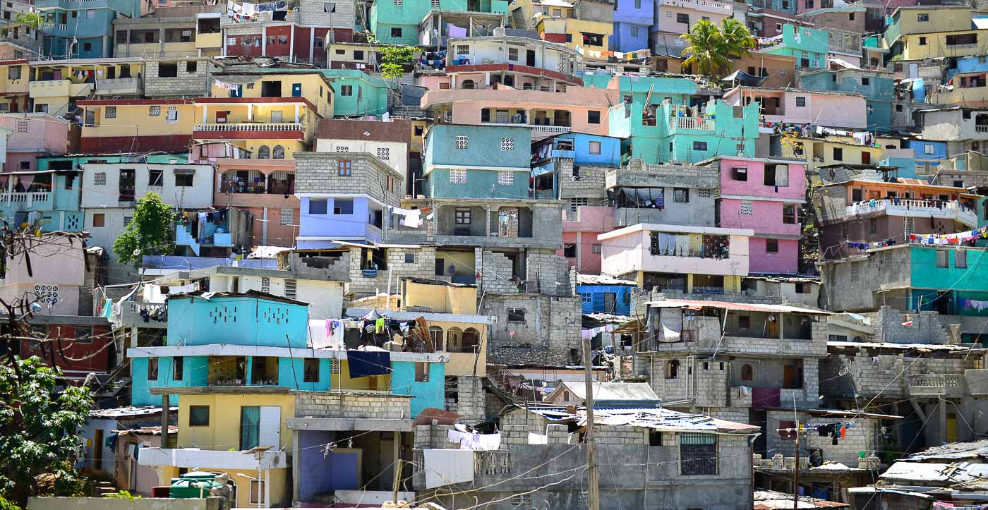 Colourful Cities by Zayah World - Port-Au-Prince, Haiti