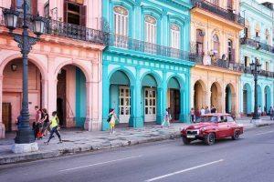 Colourful Cities by Zayah World - Havana, Cuba