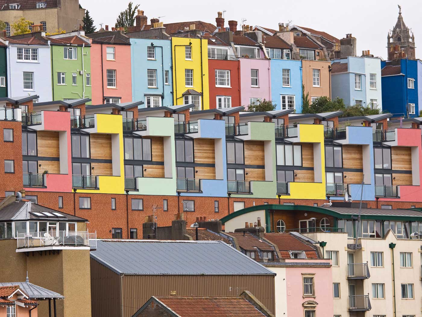 Colourful Cities by Zayah World - Bristol, UK
