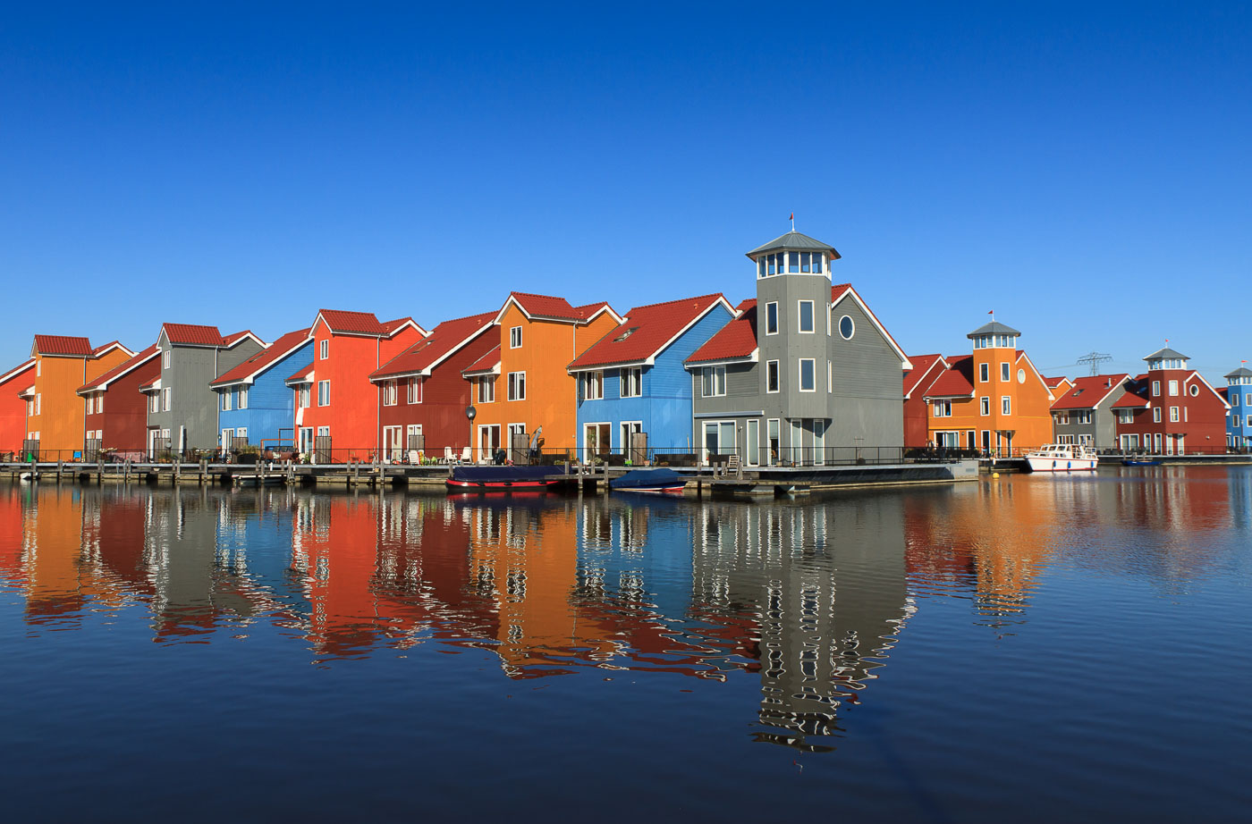 Colourful Cities by Zayah World - Groningen, Holland