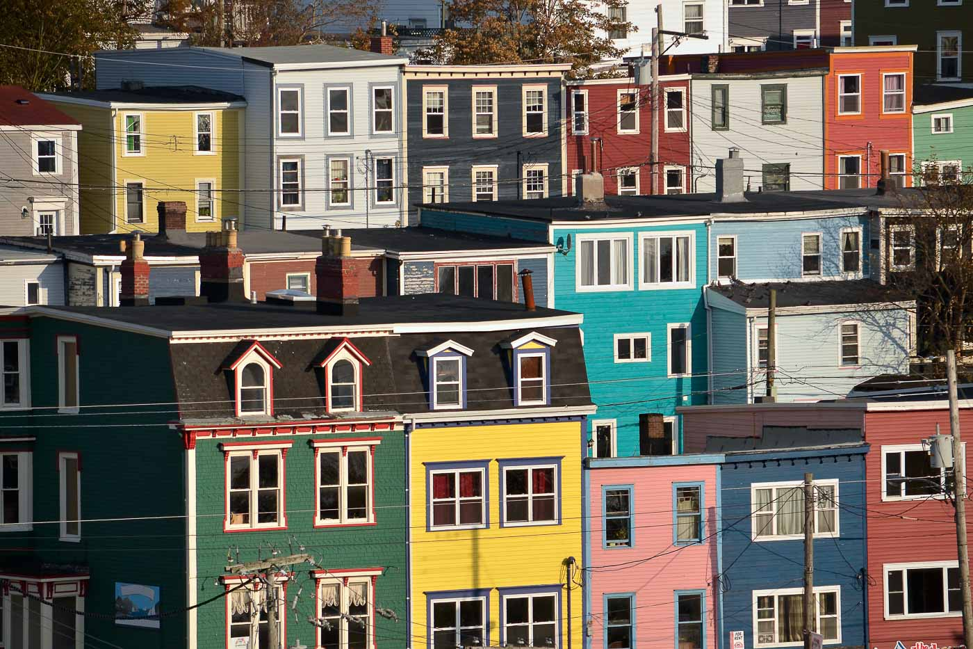 Colourful Cities by Zayah World - St John, Canada