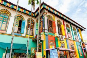 Colourful Cities by Zayah World - Little India, Singapore