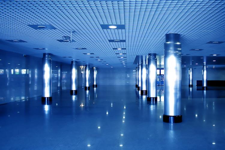 Moscow Metro - anonymous