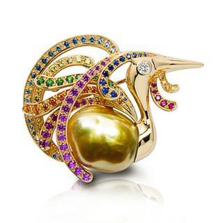Jewelmer Joaillerie's Sarimanok