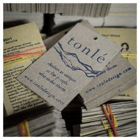 Tonle label