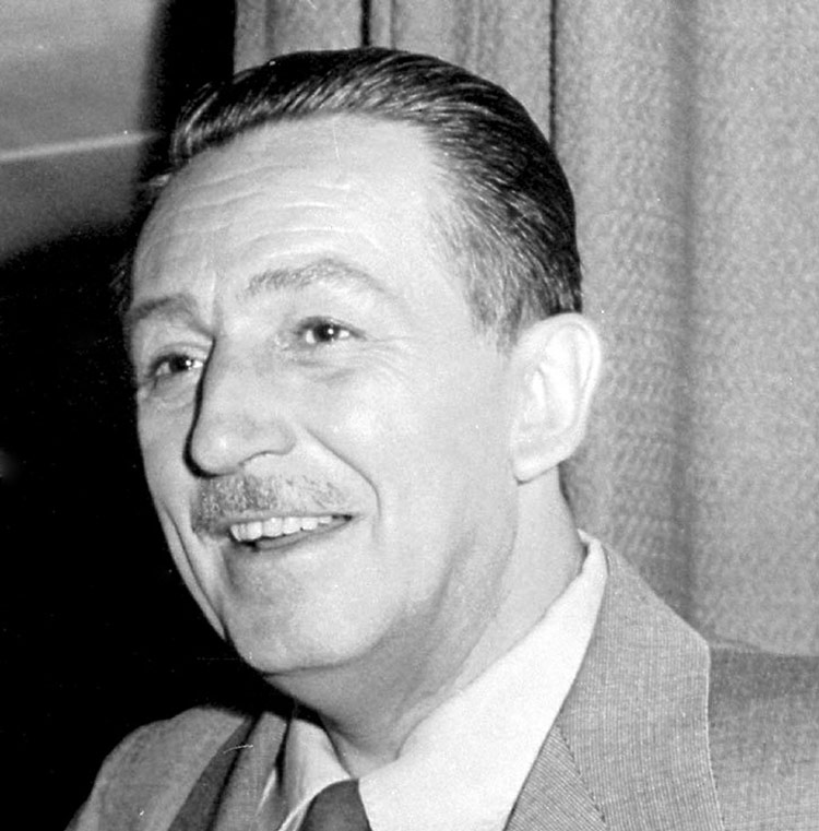 Walt Disney - the person, not just a company